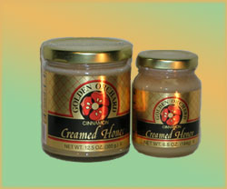 Golden Orchard's Cinnamon Honey